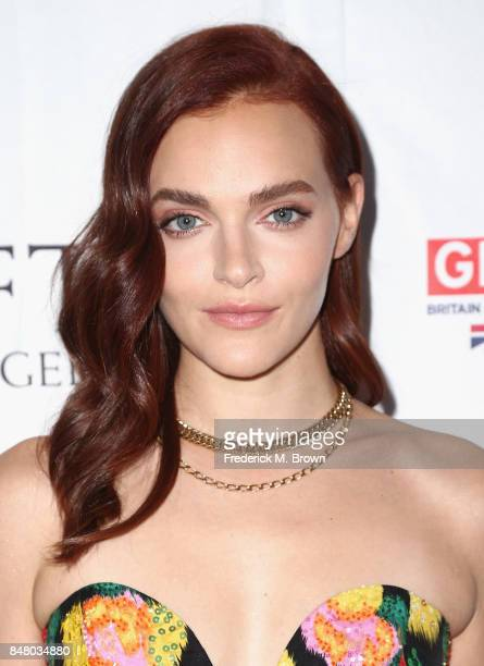 Madeline Brewer attends the BBC America BAFTA Los Angeles TV Tea Party 2017 at The Beverly Hilton Hotel on September 16 2017 in Beverly Hills...