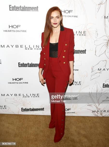 Madeline Brewer attends the Entertainment Weekly hosts celebration honoring nominees for The Screen Actors Guild Awards held on January 20 2018 in...