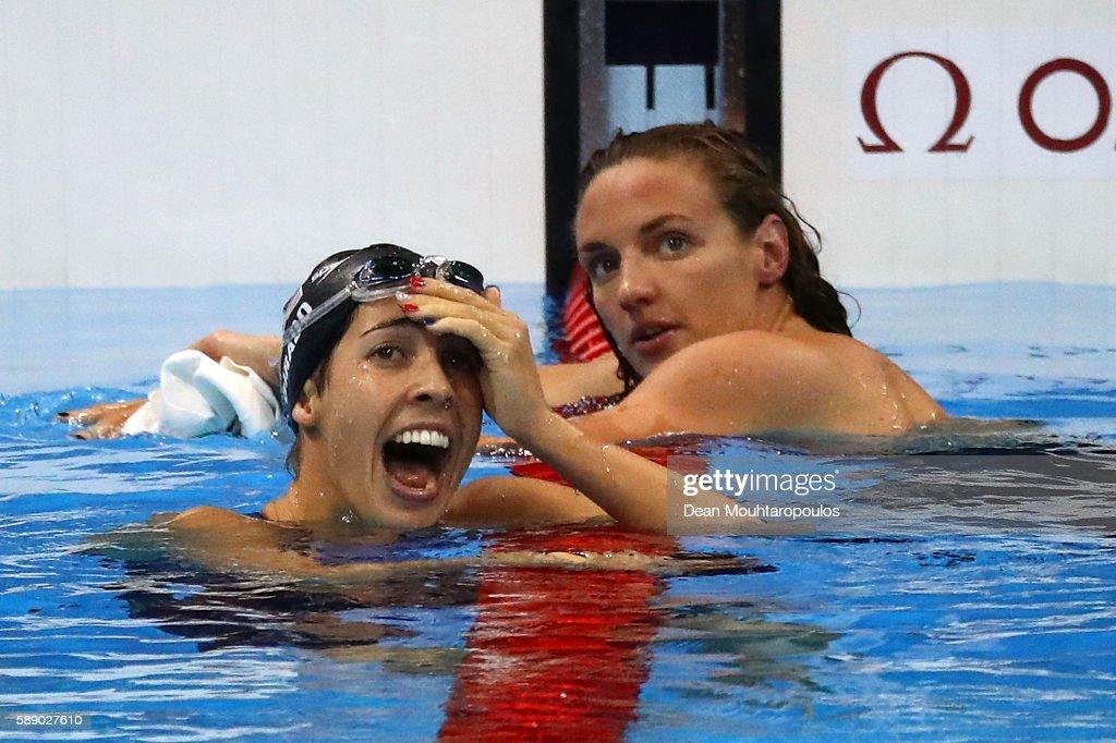Swimming - Olympics: Day 7 : News Photo