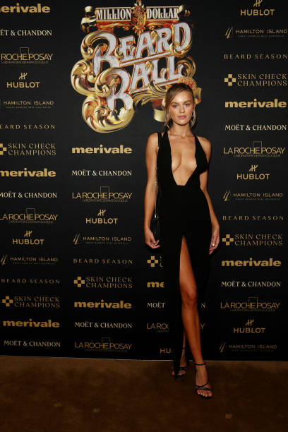 AUS: Million Dollar Beard Ball - Arrivals