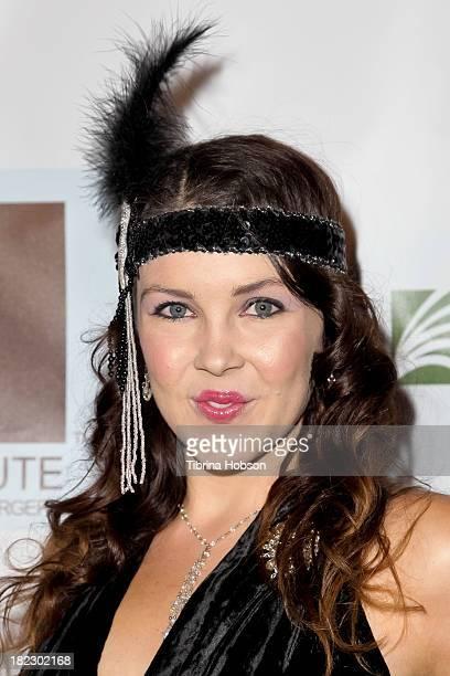 Madeline Merritt attends the 4th annual Face Forward LA Gala at Fairmont Miramar Hotel on September 28 2013 in Santa Monica California