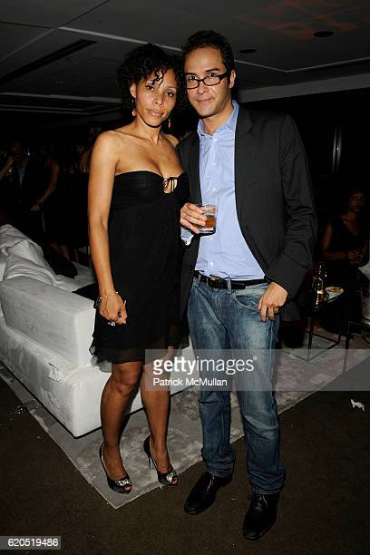 Madeline Nelson and Andrew Goldstein attend CONDE NAST MEDIA GROUP celebrates The Fifth Anniversary of FASHION ROCKS After Party at The Rainbow Room...