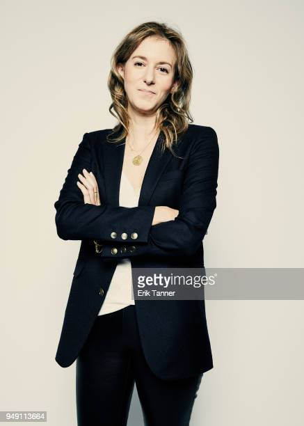 Madeline Sackler of the film OG poses for a portrait during the 2018 Tribeca Film Festival at Spring Studio on April 20 2018 in New York City