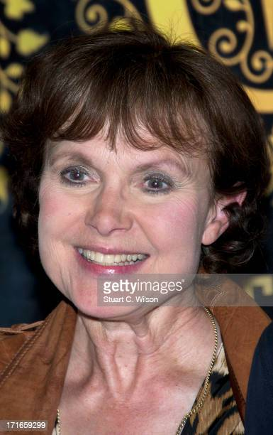 Madeline Smith attends a photocall to launch Gothic The Dark Heart Of Film at BFI Southbank on June 27 2013 in London England