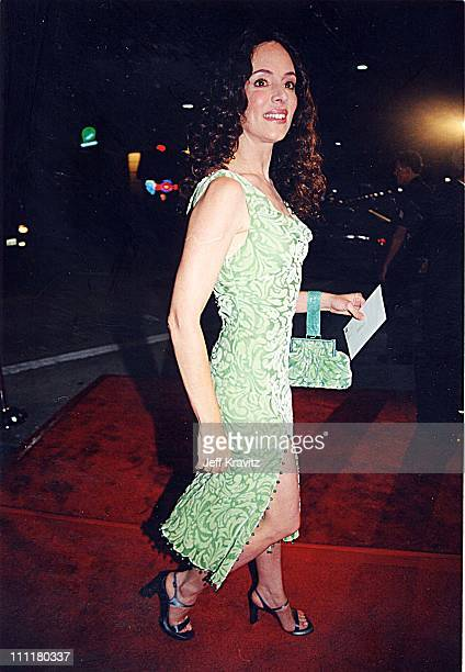 Madeline Stowe during Fight Club Premiere in Los Angeles California United States