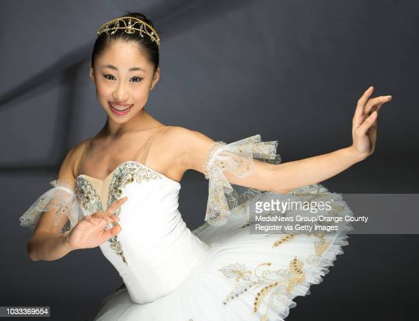 Madeline Woo from V T Dance is the Varsity Arts Artist of the Week Woo has been been named as the Grand Prix winner in the senior category at the...