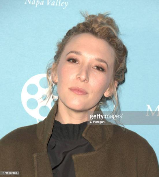 Madelyn Deutch attends the Festival Gala at CIA at Copia during ithe 7th Annual Napa Valley Film Festival on November 11 2017 in Napa California