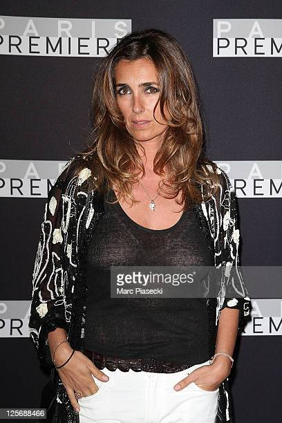 Mademoiselle Agnes attends the Paris Premiere 25th Anniversary Celebration at Grand Palais on September 20 2011 in Paris France