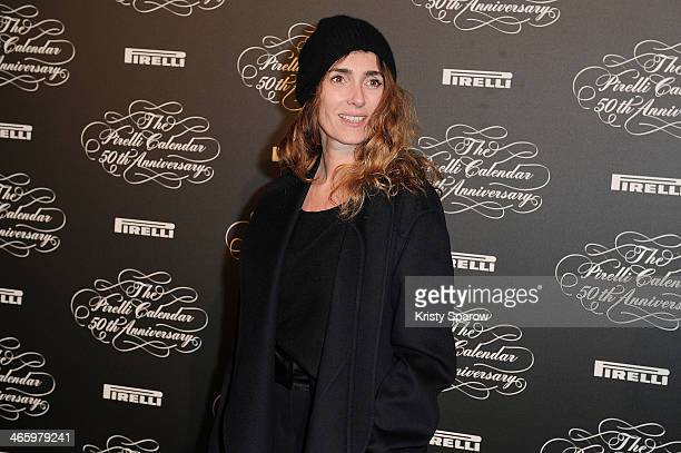 Mademoiselle Agnes attends the 'Pirelli 50th Anniversary Party' at Palais De Tokyo on January 30 2014 in Paris France
