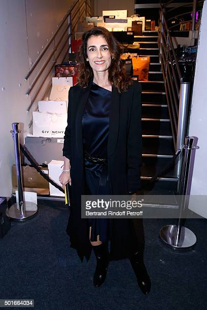 Mademoiselle Agnes Boulard attends the Annual Charity Dinner hosted by the AEM Association Children of the World for Rwanda Held at Espace Cardin on...