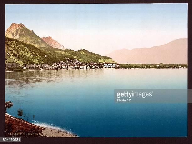 Maderno Lake Garda Italy between 1890 and 1900