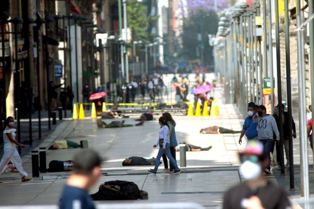 MEX: 'Limbo' Set In Mexico City Downtown