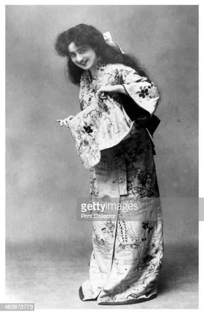 Madge Crichton, British actress, c1897-1919.