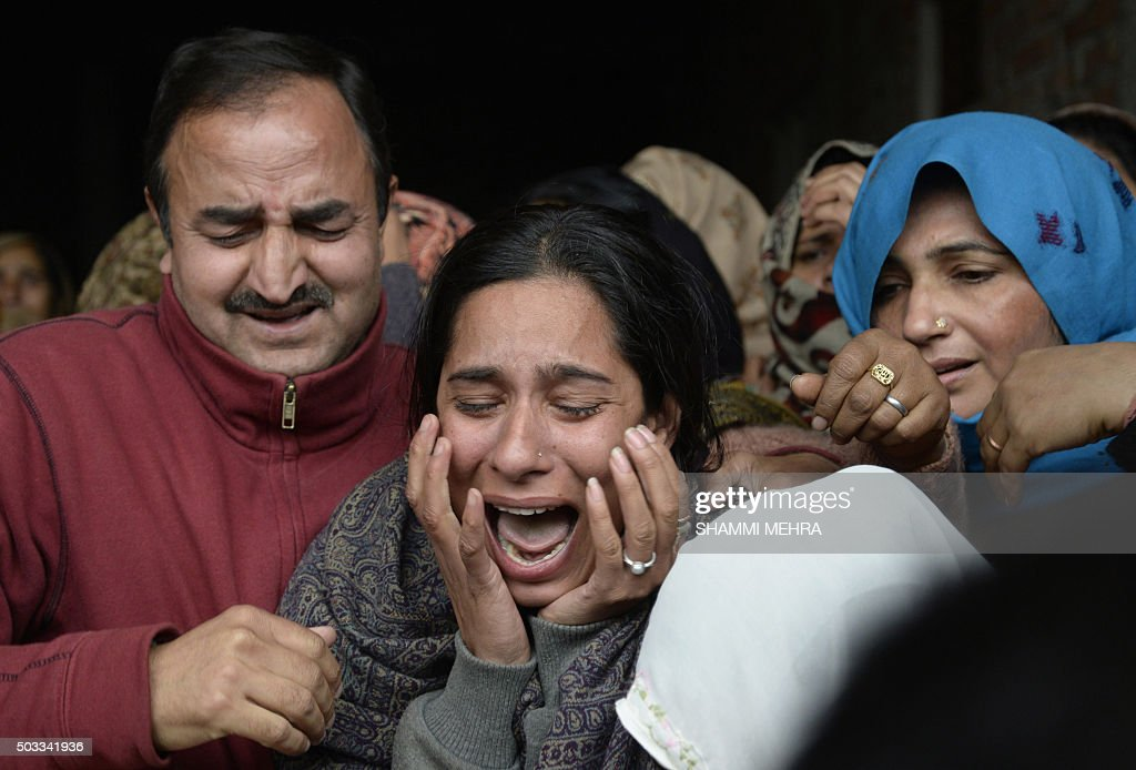 Madhu Radha the daughter of Indian army soldier and Commonwealth Shooting Championships gold medallist Fateh Singh who was killed in an assault by...