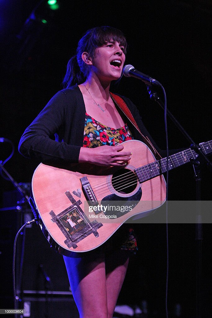 Madi Diaz performs at attends Cherry Lane Music Publishing's 50th Anniversary celebration at Brooklyn Bowl on May 19, 2010 in the Brooklyn borough of New York City.