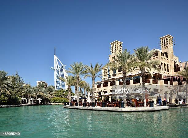 Madinat Jumeirah Arabian Resort in Dubai