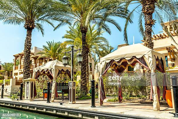 Madinat Jumeirah hotel in Dubai, UAE