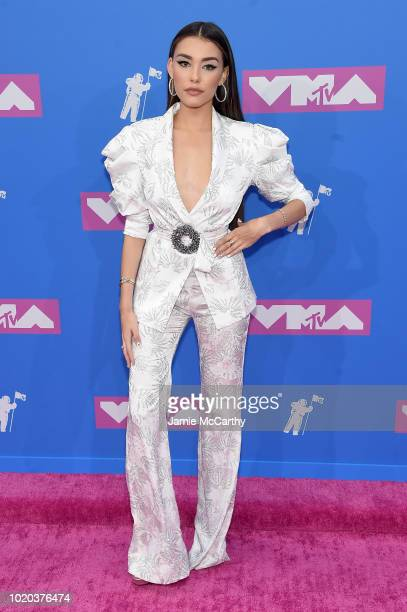 Madison Beer attends the 2018 MTV Video Music Awards at Radio City Music Hall on August 20, 2018 in New York City.