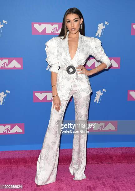 Madison Beer attends the 2018 MTV Video Music Awards at Radio City Music Hall on August 20 2018 in New York City