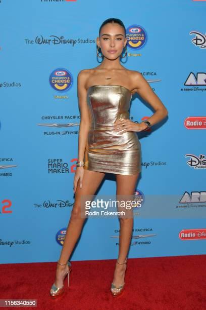 Madison Beer attends the 2019 Radio Disney Music Awards at CBS Studios - Radford on June 16, 2019 in Studio City, California.