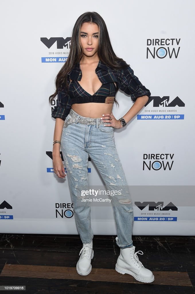 Madison Beer attends theMTV VMA Kickoff Concert presented by DirecTV Now at Terminal 5 on August 19, 2018 in New York City.