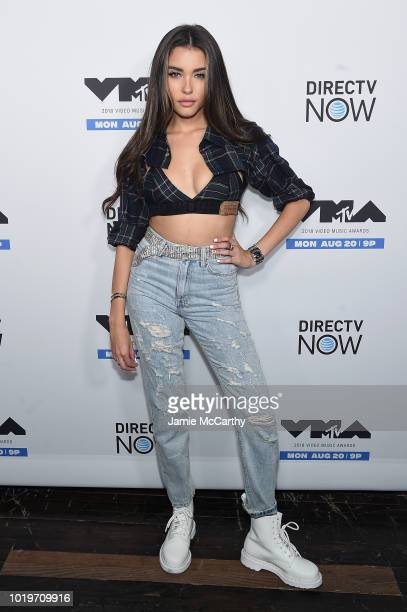 Madison Beer attends theMTV VMA Kickoff Concert presented by DirecTV Now at Terminal 5 on August 19 2018 in New York City