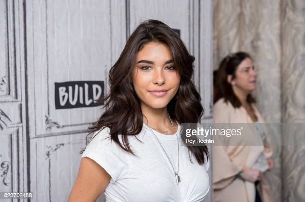 Madison Beer discusses her new song Dead with the Build Series at Build Studio on July 27 2017 in New York City
