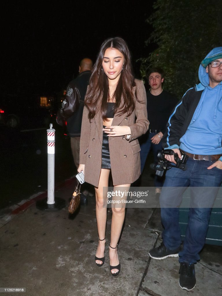 CA: Celebrity Sightings In Los Angeles - February 16, 2019