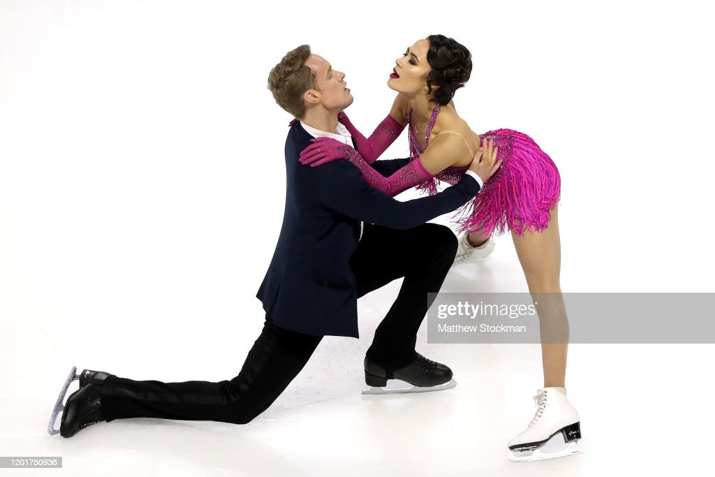 2020 U.S. Figure Skating Championships - Day 5 : News Photo