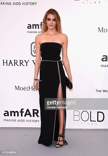 Madison Headrick attends amfAR's 22nd Cinema Against AIDS Gala Presented By Bold Films And Harry Winston at Hotel du CapEdenRoc on May 21 2015 in Cap...