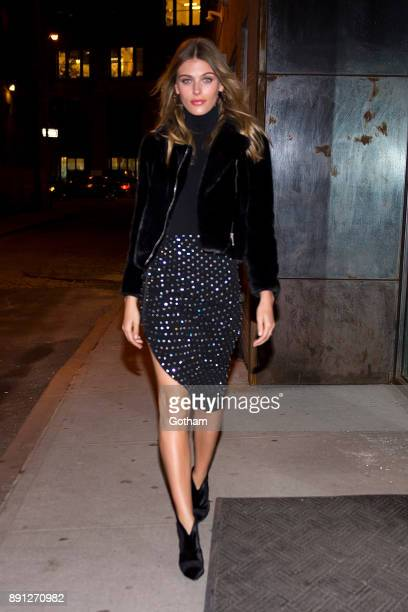 Madison Headrick attends CR Girls 2018 with Technogym at Spring Studios in Tribeca on December 12 2017 in New York City