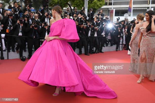 Madison Headrick attends the screening of La Belle Epoque during the 72nd annual Cannes Film Festival on May 20 2019 in Cannes France