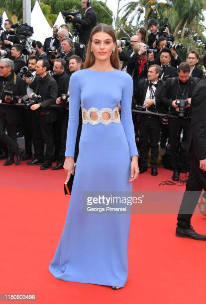 Madison Headrick attends the screening of Once Upon A Time In Hollywood during the 72nd annual Cannes Film Festival on May 21 2019 in Cannes France