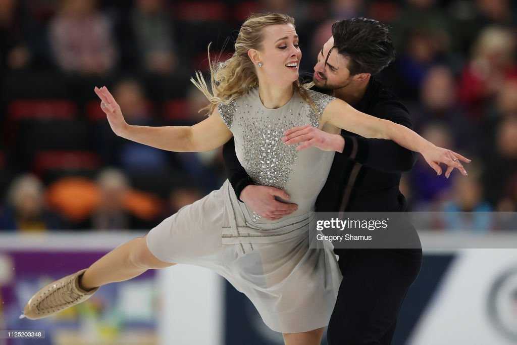 2019 U.S. Figure Skating Championships - Day 5 : News Photo