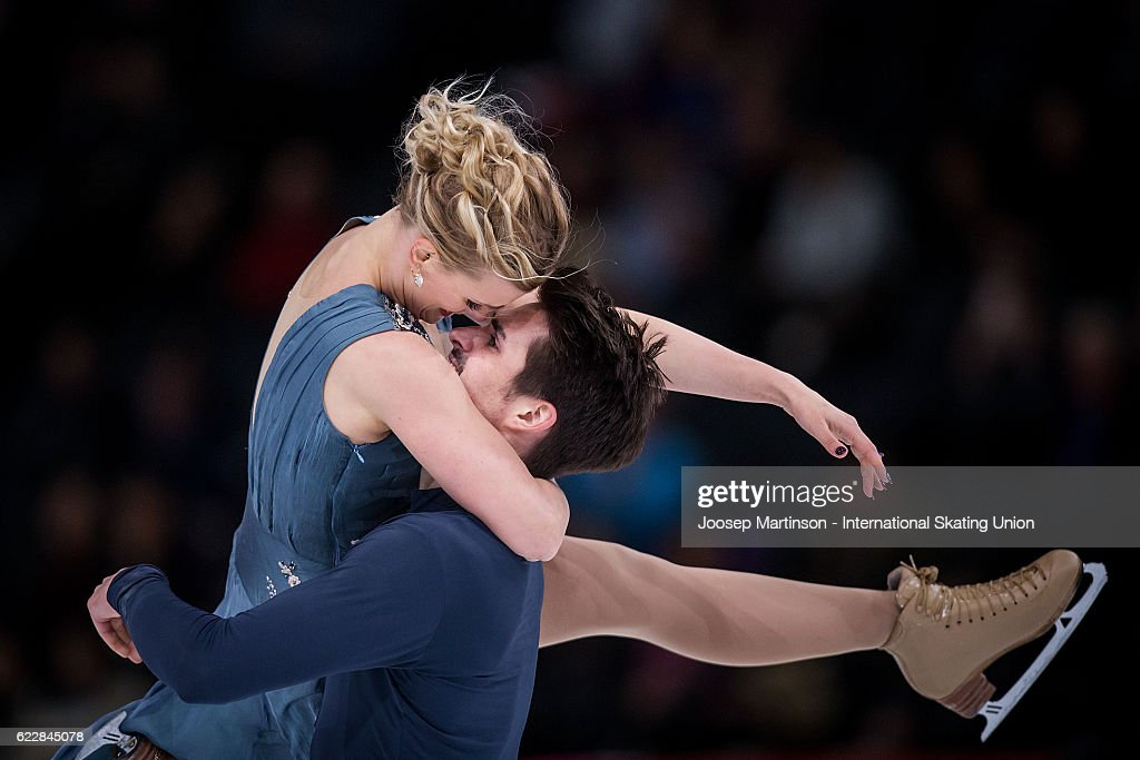 ISU Grand Prix of Figure Skating - Paris Day 2