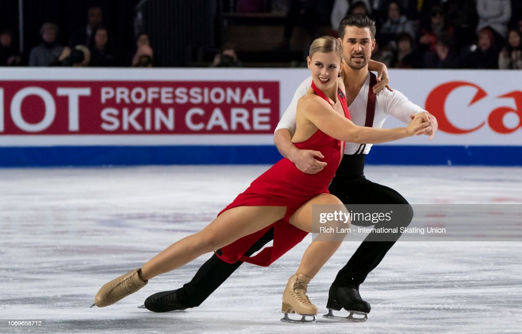 ISU Junior & Senior Grand Prix of Figure Skating Final : News Photo
