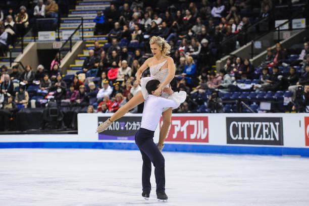 CAN: ISU Grand Prix of Figure Skating - Skate Canada