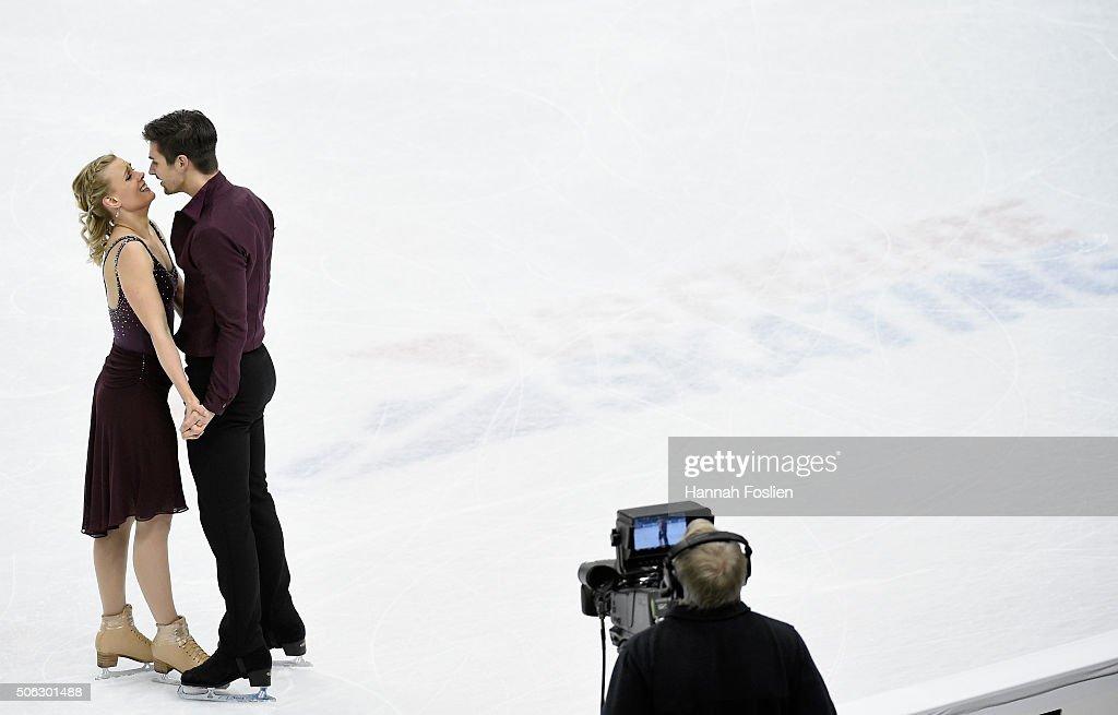 2016 Prudential U.S. Figure Skating Championship - Day 2