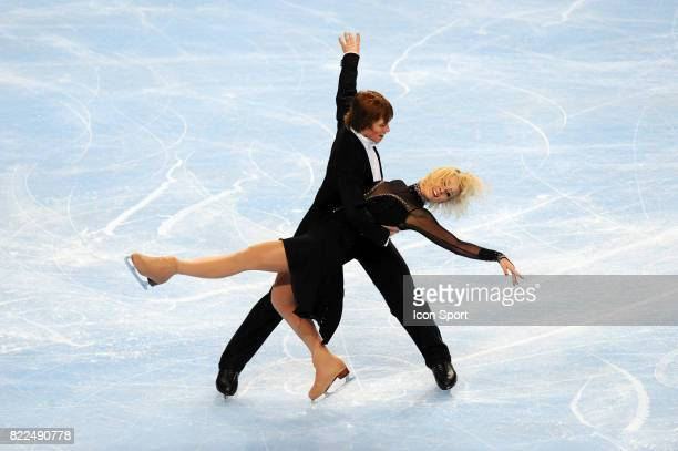 Madison HUBBELL / Keiffer HUBBELL Danse imposee Trophee Bompard 2009 Popb Paris Bercy