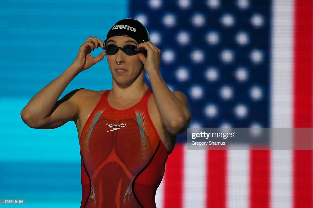 13th FINA World Swimming Championships (25m) - Day 6 : Nachrichtenfoto