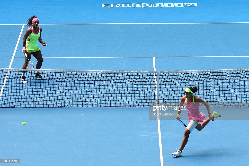 2015 Australian Open - Day 11 : News Photo