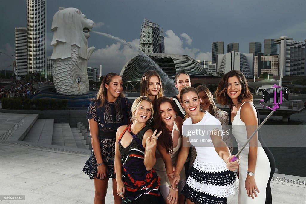 BNP Paribas WTA Finals: Singapore 2016 - Previews : News Photo