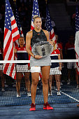 madison keys united states poses during