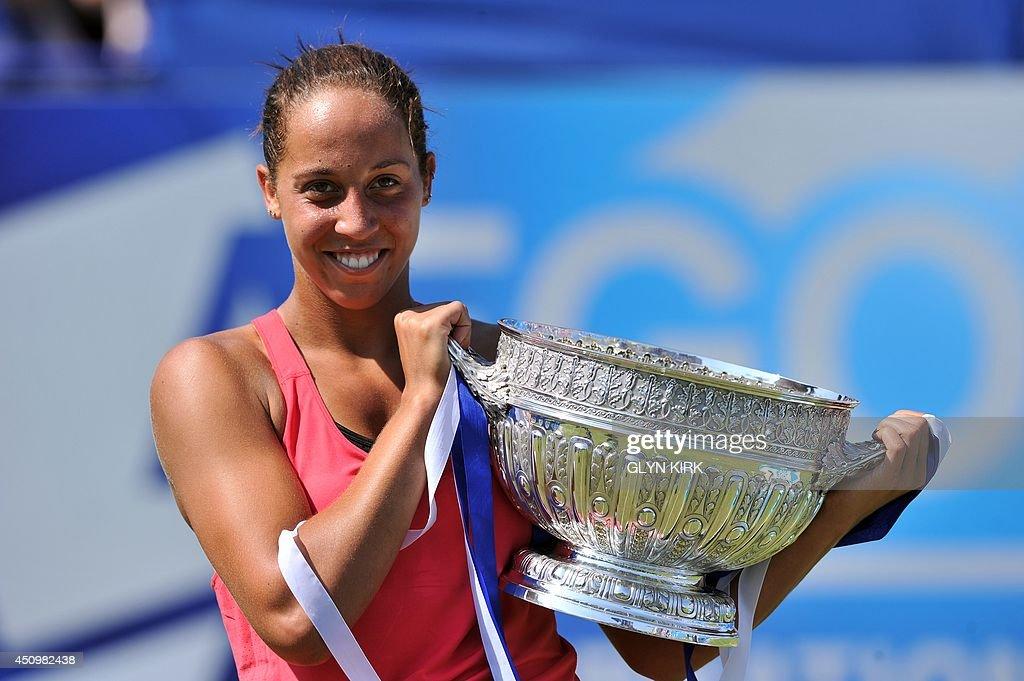 TENNIS-ATP-WTA-GBR-EASTBOURNE : News Photo