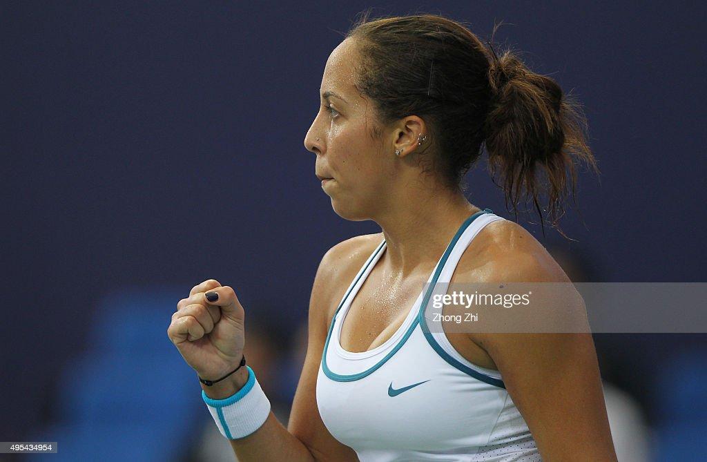 WTA Elite Trophy 2015 - Day 2 : News Photo