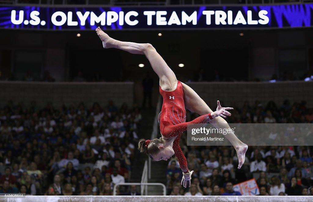 2016 U.S. Olympic Trials - Women's Gymnastics - Day 1