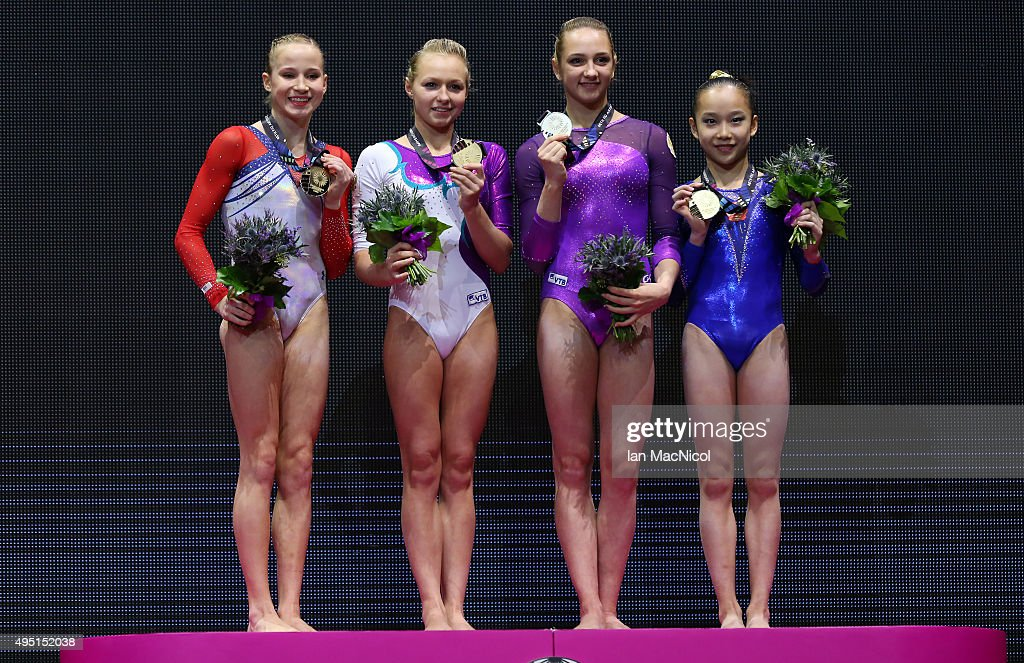 2015 World Artistic Gymnastics Championships - Day Nine