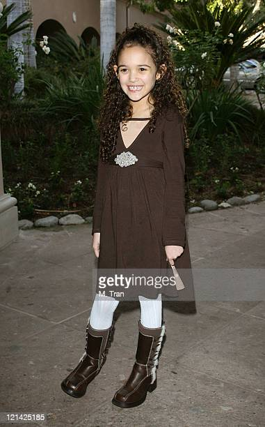 Madison Pettis during Disney Channel and ABC Family Host CNG Winter Press Tour at The RitzCarlton in Pasadena California United States