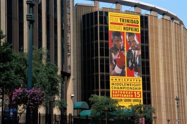 Madison Square Garden Boxing Event