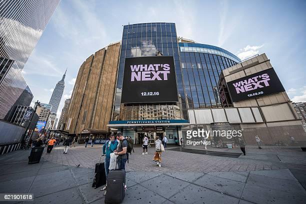 Madison Square Garden, Manhattan, New York City, United States